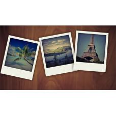 Коллекция-Polaroid ленты (1 фото)