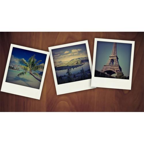 Коллекция-Polaroid фото (1 фото)